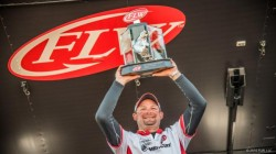 Bradley Hallman FLW Tour Win at Okeechobee 2016 -- Mosley RodWorks 8' Flipping Stick